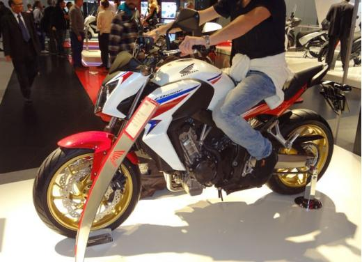 Novità moto Honda per Eicma 2013 - Foto 26 di 27