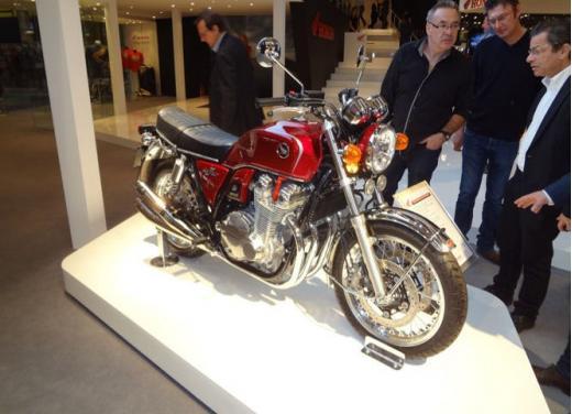Novità moto Honda per Eicma 2013 - Foto 27 di 27