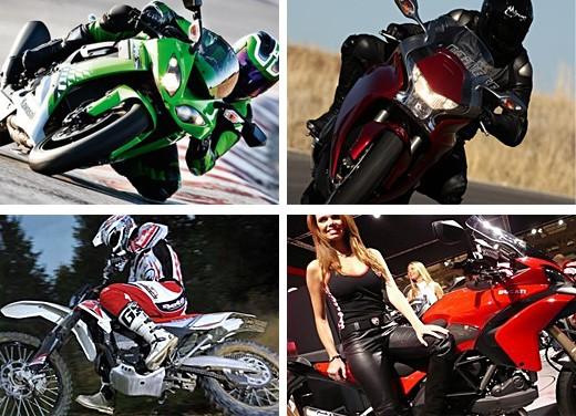Novità moto 2010