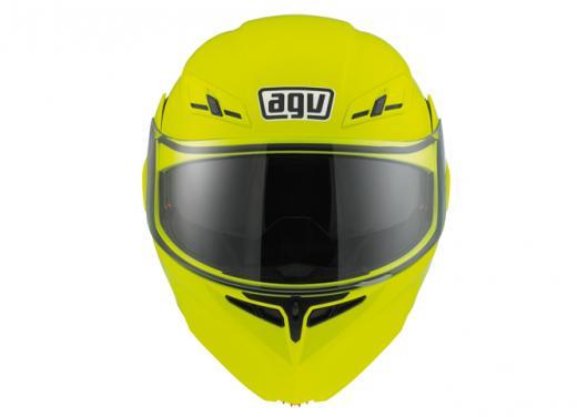 Numo, il nuovo casco AGV giallo fluo - Foto 3 di 3