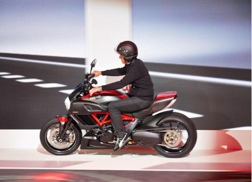 Nuova Ducati Diavel al Salone di Ginevra 2014 - Foto 3 di 13