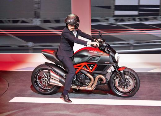 Nuova Ducati Diavel al Salone di Ginevra 2014 - Foto 5 di 13