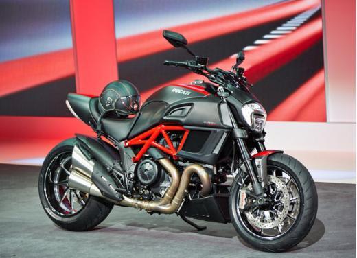 Nuova Ducati Diavel al Salone di Ginevra 2014 - Foto 1 di 13
