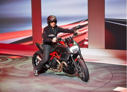 Nuova Ducati Diavel al Salone di Ginevra 2014 - Foto 8 di 13