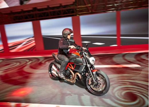 Nuova Ducati Diavel al Salone di Ginevra 2014 - Foto 10 di 13