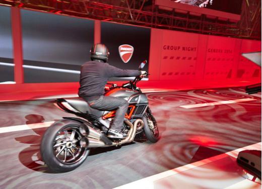 Nuova Ducati Diavel al Salone di Ginevra 2014 - Foto 12 di 13