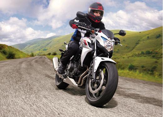 Nuova Honda CB500X in anteprima il 17 e 18 maggio nelle concessionarie ufficiali - Foto 3 di 7