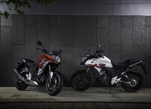 Nuova Honda CB500X in anteprima il 17 e 18 maggio nelle concessionarie ufficiali - Foto 1 di 7