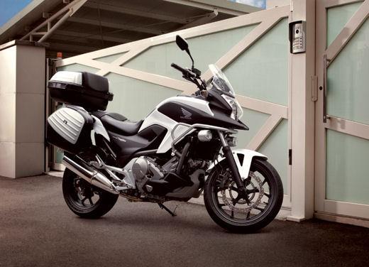 Nuova Honda CB500X in anteprima il 17 e 18 maggio nelle concessionarie ufficiali - Foto 6 di 7