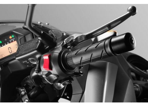 Nuova Honda NC 750X, l'enduro stradale pratica ed economica - Foto 8 di 10