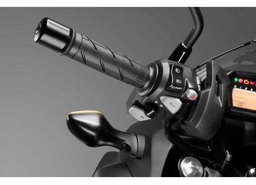 Nuova Honda NC 750X, l'enduro stradale pratica ed economica - Foto 10 di 10
