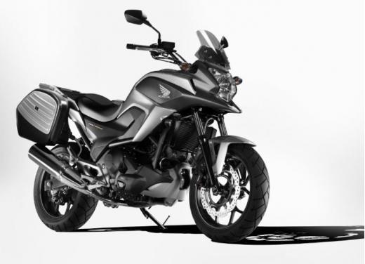 Nuova Honda NC750X prezzo da 6.990 euro - Foto 1 di 6