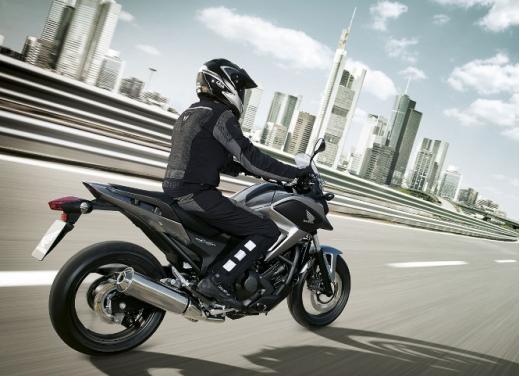 Nuova Honda NC750X prezzo da 6.990 euro - Foto 2 di 6