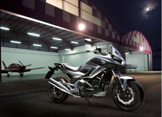 Nuova Honda NC750X prezzo da 6.990 euro - Foto 3 di 6