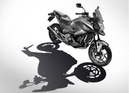 Nuova Honda NC750X prezzo da 6.990 euro - Foto 4 di 6