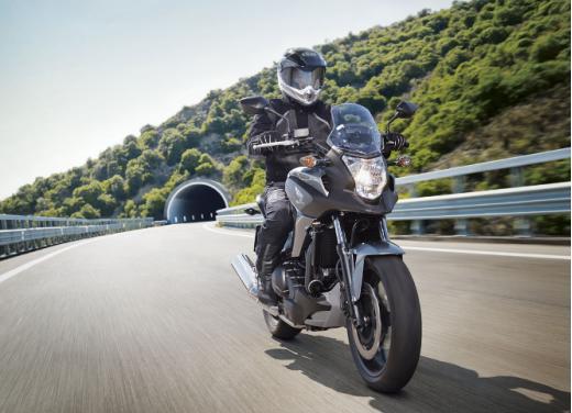 Nuova Honda NC750X prezzo da 6.990 euro - Foto 5 di 6