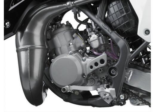 Nuova Kawasaki KX85, nuovo design e maggiori prestazioni per i futuri campioni di cross - Foto 6 di 8