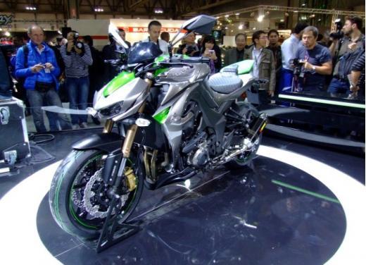 Nuova Kawasaki Z1000
