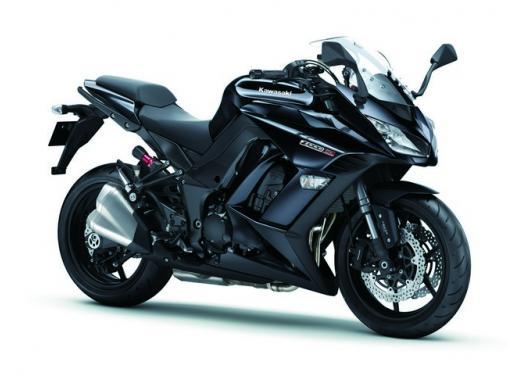 Nuova Kawasaki Z1000SX 2014 - Foto 10 di 19