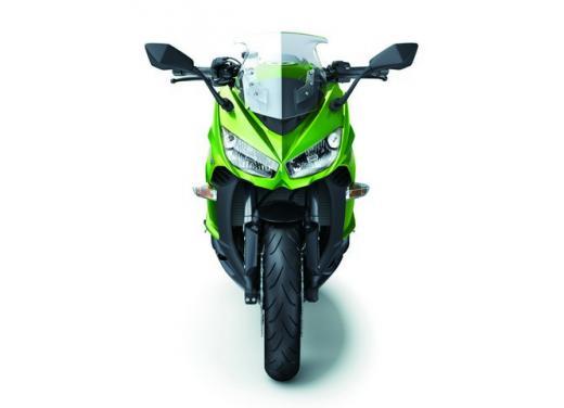 Nuova Kawasaki Z1000SX 2014 - Foto 12 di 19