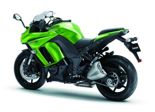 Nuova Kawasaki Z1000SX 2014 - Foto 13 di 19