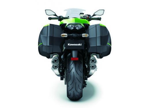 Nuova Kawasaki Z1000SX 2014 - Foto 14 di 19