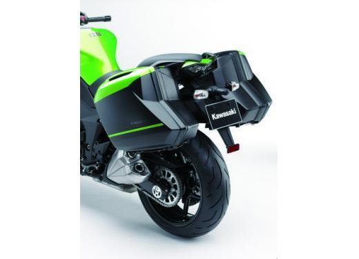 Nuova Kawasaki Z1000SX 2014 - Foto 16 di 19