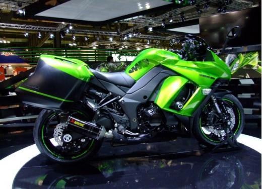Nuova Kawasaki Z1000SX 2014 - Foto 3 di 19