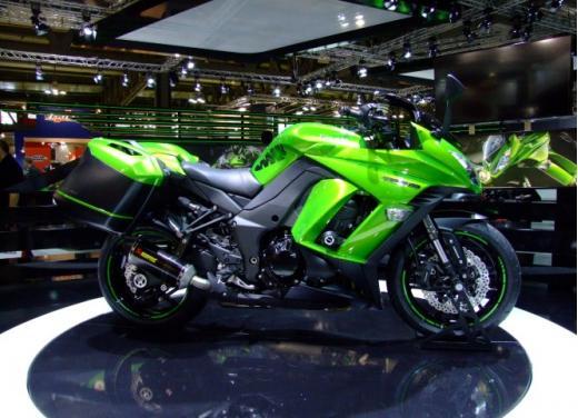 Nuova Kawasaki Z1000SX 2014 - Foto 2 di 19