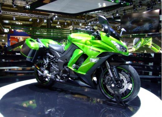 Nuova Kawasaki Z1000SX 2014