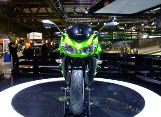 Nuova Kawasaki Z1000SX 2014 - Foto 7 di 19