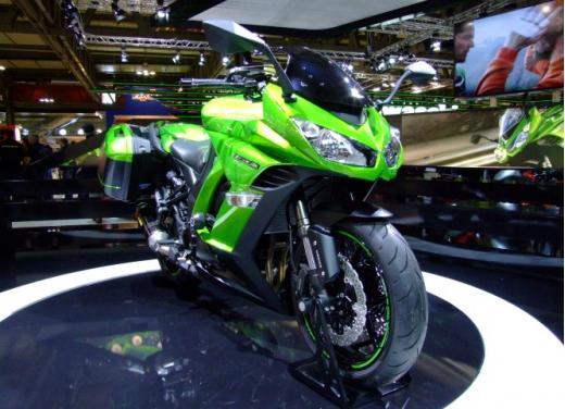 Nuova Kawasaki Z1000SX 2014 - Foto 6 di 19