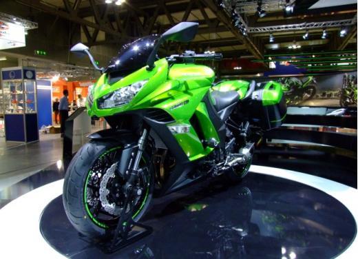 Nuova Kawasaki Z1000SX 2014 - Foto 4 di 19