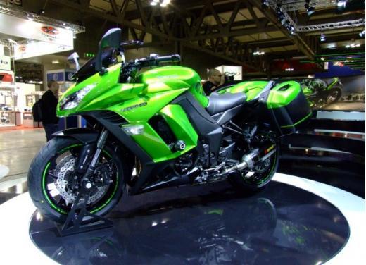 Nuova Kawasaki Z1000SX 2014 - Foto 5 di 19