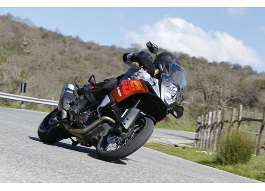 Nuova KTM 1190 Adventure 2014 test ride