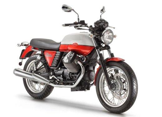 Nuova Moto Guzzi V7 - Foto 29 di 29
