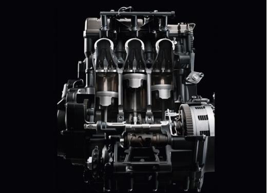 Nuova Yamaha MT-09: il tre cilindri che non ti aspetti - Foto 18 di 18