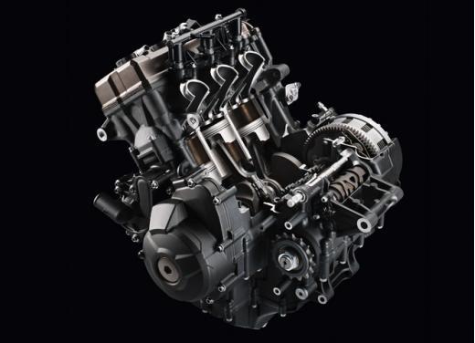 Nuova Yamaha MT-09: il tre cilindri che non ti aspetti - Foto 17 di 18