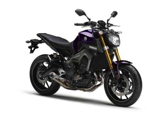 Nuova Yamaha MT-09: il tre cilindri che non ti aspetti - Foto 9 di 18