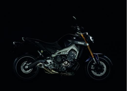 Nuova Yamaha MT-09: il tre cilindri che non ti aspetti - Foto 6 di 18