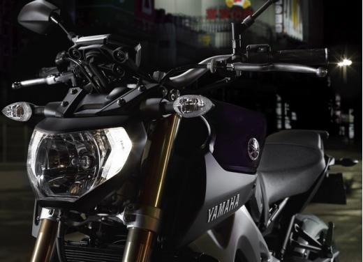 Nuova Yamaha MT-09: il tre cilindri che non ti aspetti - Foto 14 di 18