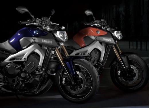 Nuova Yamaha MT-09: il tre cilindri che non ti aspetti - Foto 3 di 18