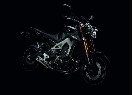 Nuova Yamaha MT-09: il tre cilindri che non ti aspetti - Foto 12 di 18