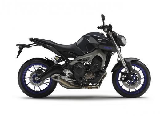 Nuova Yamaha MT-09: il tre cilindri che non ti aspetti