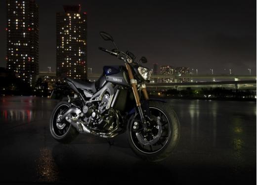Nuova Yamaha MT-09: il tre cilindri che non ti aspetti - Foto 5 di 18