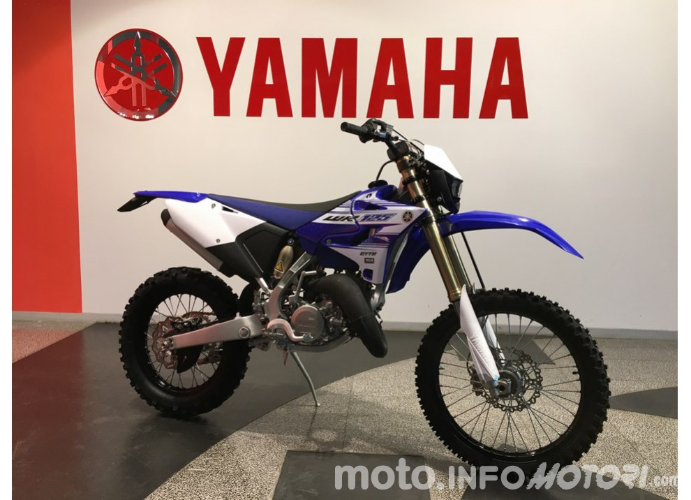 Nuova Yamaha WR125