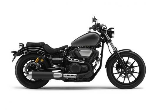 Sport Classic Yamaha XV950 e XV950R