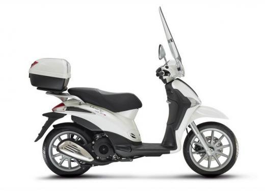 Nuovo Piaggio Liberty 3V prezzi a partire da 2.240 euro - Foto 3 di 5