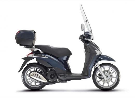 Nuovo Piaggio Liberty 3V prezzi a partire da 2.240 euro - Foto 4 di 5