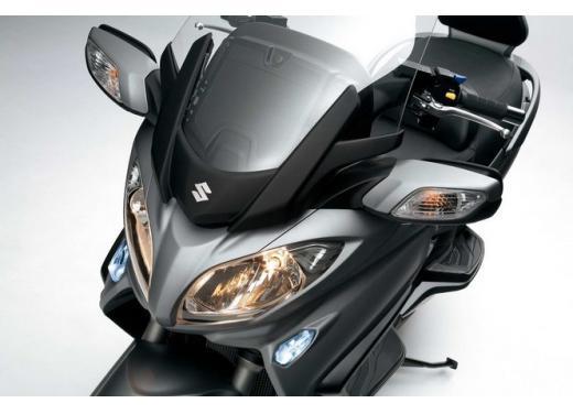 Nuovo Suzuki Burgman 650: prezzo scontato fino al 30 giugno 2013 - Foto 8 di 10